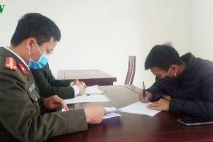 Nghệ An xử phạt 42 trường hợp tung tin thất thiệt về dịch Covid-19