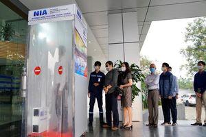 Sân bay Nội Bài đón 264 hành khách người Việt về nước