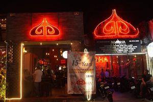 Tiếp tục thông báo khẩn liên quan đến quán bar Buddha