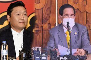 Cha vợ PSY 'Gangnam Style' bị nghi 'chống lưng' cho giáo chủ Tân Thiên Địa