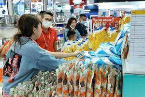 Siêu thị điện máy bán cả gạo, dầu ăn, thịt lợn... giá bình ổn