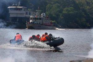 Trung Quốc-Lào-Myanmar-Thái Lan tuần tra chung trên sông Mekong