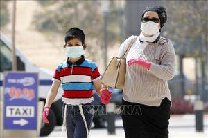 Thêm 371 ca dương tính, Israel ghi nhận 1.442 ca mắc dịch COVID-19
