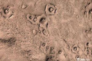 Phát hiện thêm dấu vết nghi là của nền văn minh cổ đại trên sao Hỏa