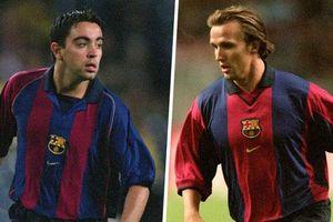 Xavi từng trật khớp vai vì... 'tỉ thí võ công' với đồng đội ở Barcelona