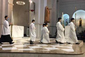 Các tôn giáo ở Việt Nam hành lễ trực tuyến chống Covid-19