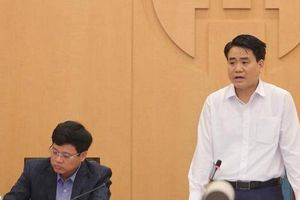 Chủ tịch Hà Nội yêu cầu phạt 'kịch khung' cô gái trốn cách ly lên sân bay Nội Bài định về Anh