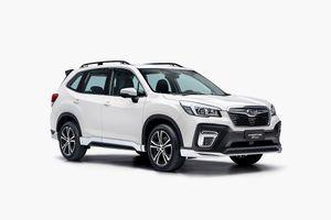Subaru tung bộ phụ kiện độc làm mới Subaru Forester tại Việt Nam
