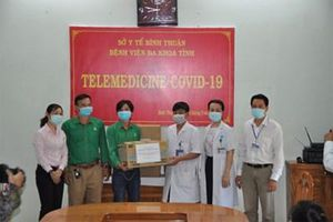 Chung tay phòng, chống dịch Covid-19