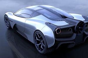 Siêu xe McLaren T50 thử nghiệm siêu động cơ