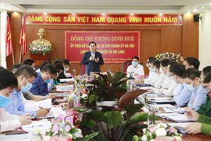 Bí thư Thành ủy Vương Đình Huệ: Phát triển mạnh các lĩnh vực ít bị ảnh hưởng bởi dịch Covid-19