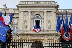 Bộ Ngoại giao Pháp lên tiếng về vụ phóng vật thể mới nhất của Triều Tiên