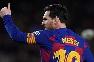 Messi ủng hộ 1 triệu euro chống dịch Covid-19