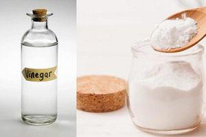 Không phải nước muối, đây mới là những chất tốt nhất để loại bỏ sạch hóa chất trong rau quả