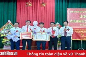 Xã Xuân Bình (Như Xuân) đạt chuẩn nông thôn mới