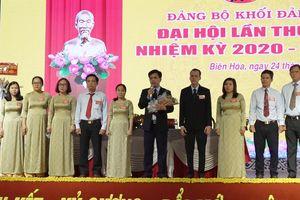 Đại hội Đảng bộ khối Đảng Thành ủy Biên Hòa nhiệm kỳ 2020-2025