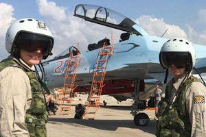Tướng Shoigu: Quân đội Nga mạnh lên rất nhiều nhờ cuộc chiến ở Syria