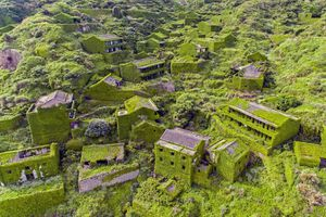 Ngôi làng bỏ hoang trong ba thập kỷ nay đã có người quay lại