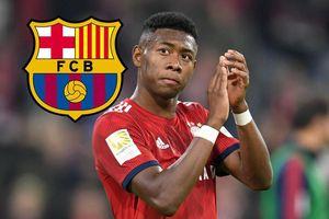Yếu tố nào giúp Barca có thể sở hữu Alaba?