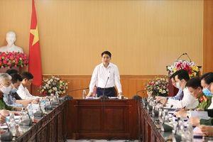 Chủ tịch UBND TP Hà Nội Nguyễn Đức Chung: Thực hiện bằng được mục tiêu quan trọng nhất là người dân phải an toàn