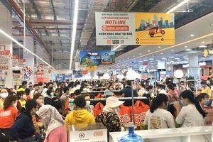 Dư luận 'dậy sóng' trước sự kiện khai trương siêu thị ở Quảng Ngãi