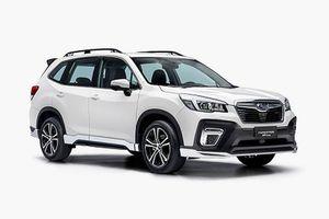 Subaru Forester tại Việt Nam chất chơi hơn chỉ với 78 triệu