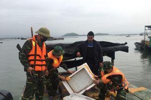 Bắt giữ 4 vụ vận chuyển hải sản trái phép sang Trung Quốc