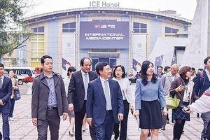 Ngành ngoại giao góp phần thể hiện tinh thần, bản lĩnh Việt Nam