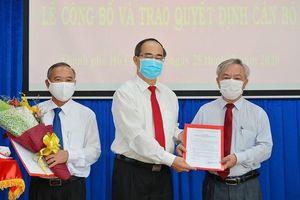 Huyện Nhà Bè (TP. HCM) có tân Bí thư Huyện ủy