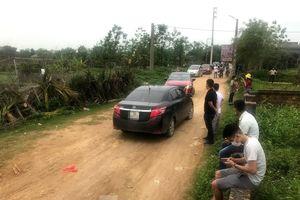 Sau sốt nóng, 'chợ bất động sản' ở Thạch Thất bị chính quyền 'giải tán'