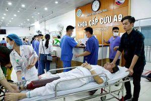 BV Bạch Mai xét nghiệm gần 5.000 nhân viên, người bệnh để tìm ca nhiễm Covid-19