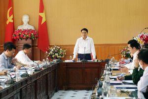Ông Nguyễn Đức Chung giải thích thông tin 'có thể có 20 ca Covid-19 ngoài cộng đồng'