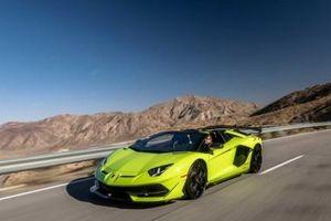 Lamborghini tức tốc thu hồi 26 siêu xe Aventador SVJ do lỗi không thể mở cửa xe