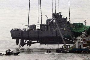 Hàn Quốc kỷ niệm 10 năm ngày tuần dương hạm Cheonan bị đánh chìm