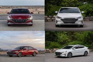 Hyundai Elantra 2021 so với thế hệ cũ có gì khác biệt?