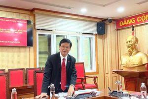 Đại hội Chi bộ Vụ Cơ sở đảng, đảng viên (Ban Tổ chức Trung ương) nhiệm kỳ 2020-2022