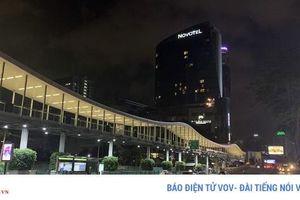 Đêm thiết lập tình trạng khẩn cấp: Bangkok vắng vẻ, đìu hiu