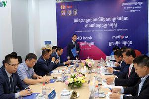 Các doanh nghiệp Việt Nam - Campuchia hợp tác vượt qua khó khăn