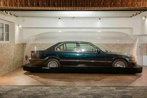 BMW 7 Series 1998 20 năm vẫn như mới nhờ được bảo quản trong kén không khí