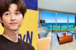 Phá bỏ nhà tân hôn, Song Joong Ki 'tậu' căn hộ siêu sang hơn 67 tỷ ở Hawaii, nhưng với mục đích gì?