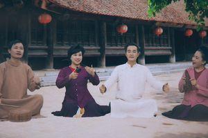 Xẩm Hà Thành ra mắt tác phẩm 'Tiêu diệt Corona'