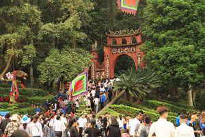 Không xây dựng đài phun nước tại Ao sen Đền Hùng