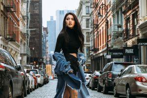 Mai Davika thay đổi nhiều phong cách trên tạp chí Vogue