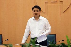 Chủ tịch Nguyễn Đức Chung: Phải có chính sách chăm sóc đặc biệt cho y, bác sỹ