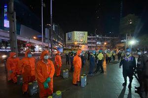Thái Lan ghi nhận năm trường hợp tử vong do Covid-19