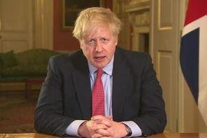 Nóng: Thủ tướng Anh mắc Covid-19