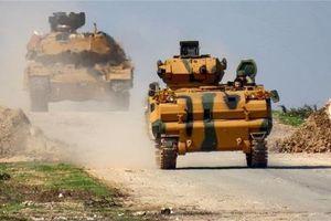 Thổ Nhĩ kỳ tiếp tục điều hàng chục xe quân sự tới 'chảo lửa' Idlib