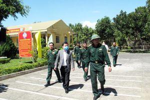 Lâm Đồng gấp rút chuẩn bị tiếp nhận 3.000 người cách ly tập trung