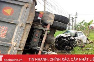Hà Tĩnh xảy ra 38 vụ tai nạn giao thông trong 3 tháng đầu năm
