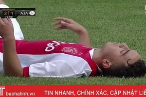 Sao Ajax đã tỉnh sau gần 3 năm bị đột quỵ